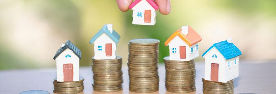 Investir dans l-immobilier véritable levier financier
